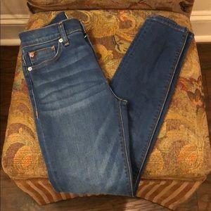 NWOT Hudson Blair Super Skinny Jeans. Size 25.